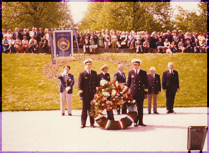 Submariners Convention 1975 in Munich / Germany