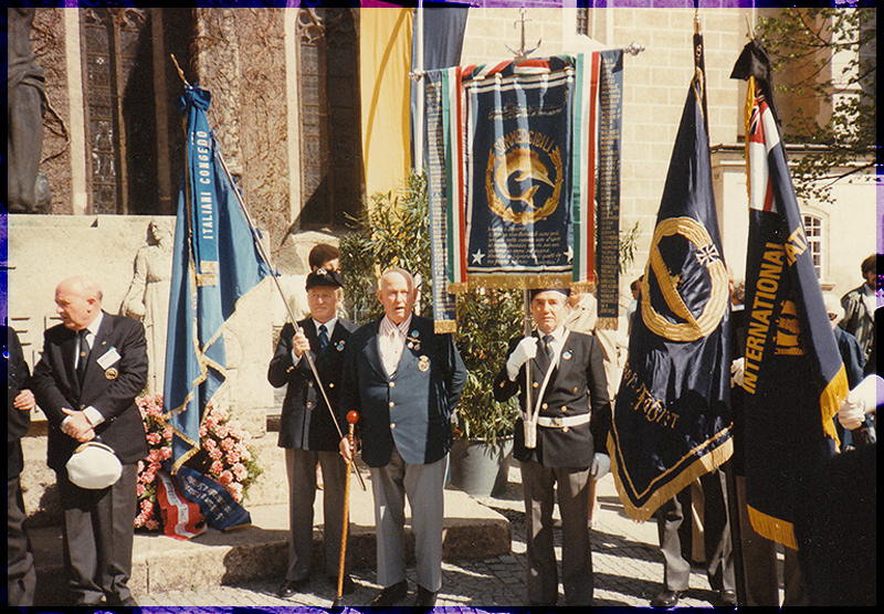 Submariners Convention 1986 in Baden / Austria