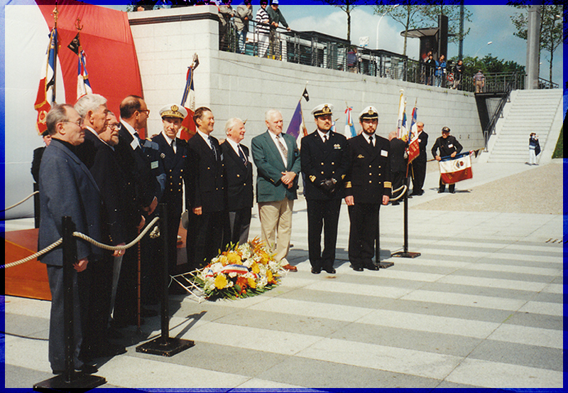 Submariners Convention 1999 in Brest / France