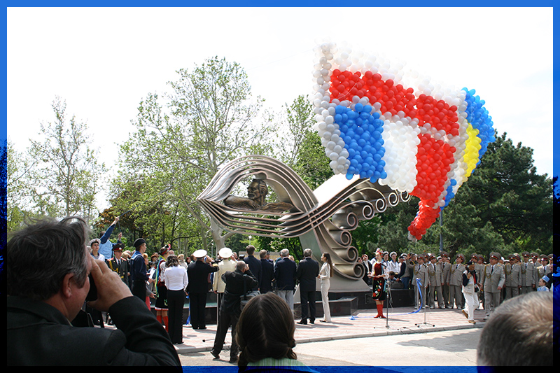 Submariners Convention 2004 in Odessa / Ukraine