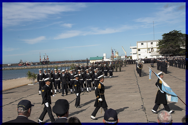 Submariners Convention 2005 in Mar del Plata / Argentina