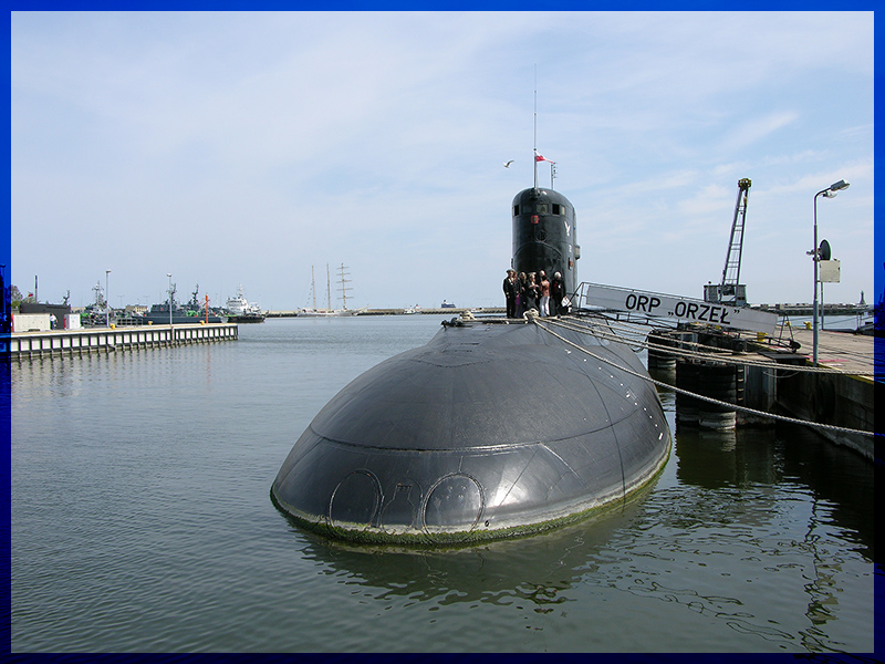 Submariners Convention 2008 in Gdynia / Poland