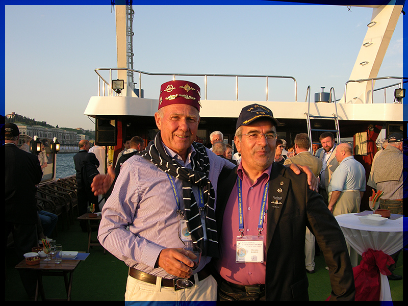 Submariners Convention 2011 in Istanbul / Turkey