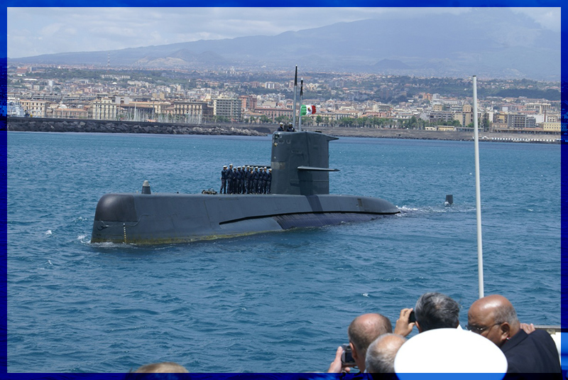 Submariners Convention 2013 in Catania / Italy